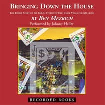 Bringing Down the House by Ben Mezrich audiobook