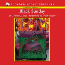 Black Sunday by Thomas Harris audiobook