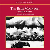 The Blue Mountain by Meir Shalev audiobook