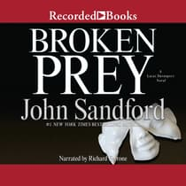 Broken Prey by John Sandford audiobook