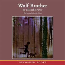 Wolf Brother by Michelle Paver audiobook