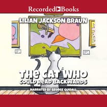 The Cat Who Could Read Backwards by Lilian Jackson Braun audiobook