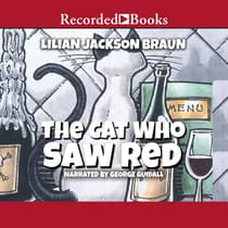 The Cat Who Saw Red by Lilian Jackson Braun audiobook
