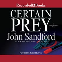 Certain Prey by John Sandford audiobook