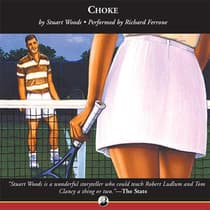 Choke by Stuart Woods audiobook