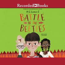 Battle of the Beetles by M.G. Leonard audiobook
