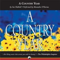 A Country Year by Sue Hubbell audiobook