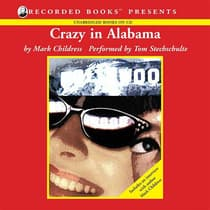 Crazy in Alabama by Mark Childress audiobook