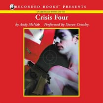 Crisis Four by Andy McNab audiobook