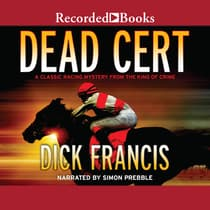 Dead Cert by Dick Francis audiobook