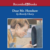 Dear Mr. Henshaw by Beverly Cleary audiobook