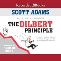 The Dilbert Principle by Scott Adams audiobook