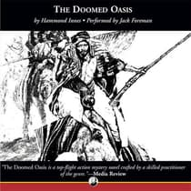 The Doomed Oasis by Hammond Innes audiobook