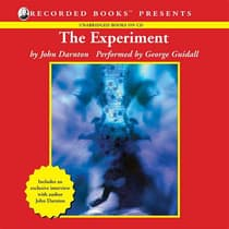 The Experiment by John Darnton audiobook