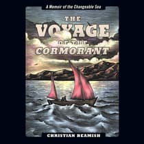 The Voyage of the Cormorant by Christian Beamish audiobook