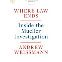 Where Law Ends by Andrew Weissmann audiobook