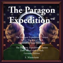 The Paragon Expedition (German) by Susan Wasserman audiobook