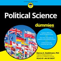 Political Science For Dummies by Marcus A. Stadelmann audiobook