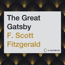 The Great Gatsby by F. Scott Fitzgerald audiobook