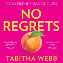 No Regrets by Tabitha Webb audiobook