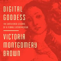 Digital Goddess by Victoria R. Montgomery Brown audiobook
