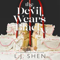The Devil Wears Black by L. J. Shen audiobook
