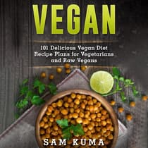 Vegan: by Sam Kuma audiobook