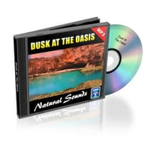Dusk At The Oasis - Relaxation Music and Sounds by Empowered Living audiobook