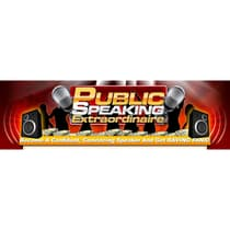 Public Speaking Extraordinaire - Unlock an Abundance of Opportunities by Empowered Living audiobook