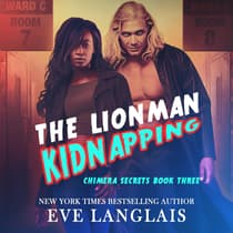 The Lionman Kidnapping by Eve Langlais audiobook