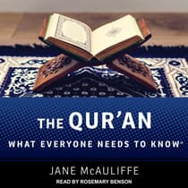 The Qur'an by Jane McAuliffe audiobook