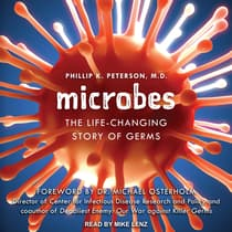 Microbes by Phillip K. Peterson audiobook