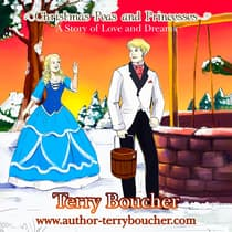Christmas Peas and Princesses by Terry Boucher audiobook