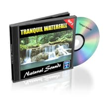 Tranquil Waterfall - Relaxation Music and Sounds by Empowered Living audiobook