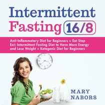 Intermittent Fasting 16/8 by Mary Nabors audiobook
