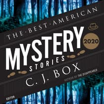 The Best American Mystery Stories 2020 by C. J. Box audiobook