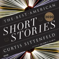 The Best American Short Stories 2020 by  audiobook