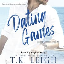 Dating Games by T. K. Leigh audiobook