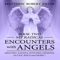 My Radical Encounters with Angels by Matthew Robert Payne   audiobook