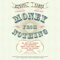 Money From Nothing by Aaron James audiobook