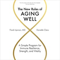 The New Rules of Aging Well by Frank Lipman audiobook