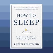 How to Sleep by Rafael Pelayo audiobook
