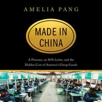 Made in China by Amelia Pang audiobook