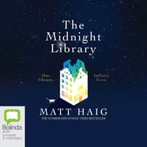 The Midnight Library by Matt Haig audiobook