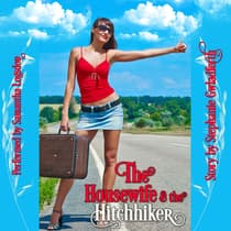 The Housewife and the Hitchhiker by Stephanie Gwladferth audiobook