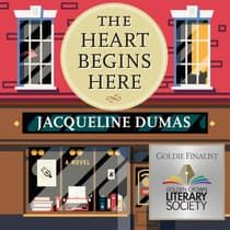 The Heart Begins Here by Jacqueline Dumas audiobook
