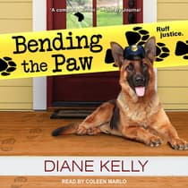 Bending the Paw by Diane Kelly audiobook