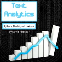 Text Analytics by David Feldspar audiobook