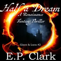 Half a Dream by E.P. Clark audiobook