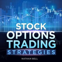 Stock Options Trading Strategies by Nathan Bell audiobook